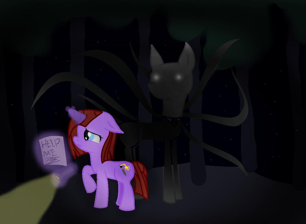 Slender Pony by ChatotLover448 on DeviantArt
