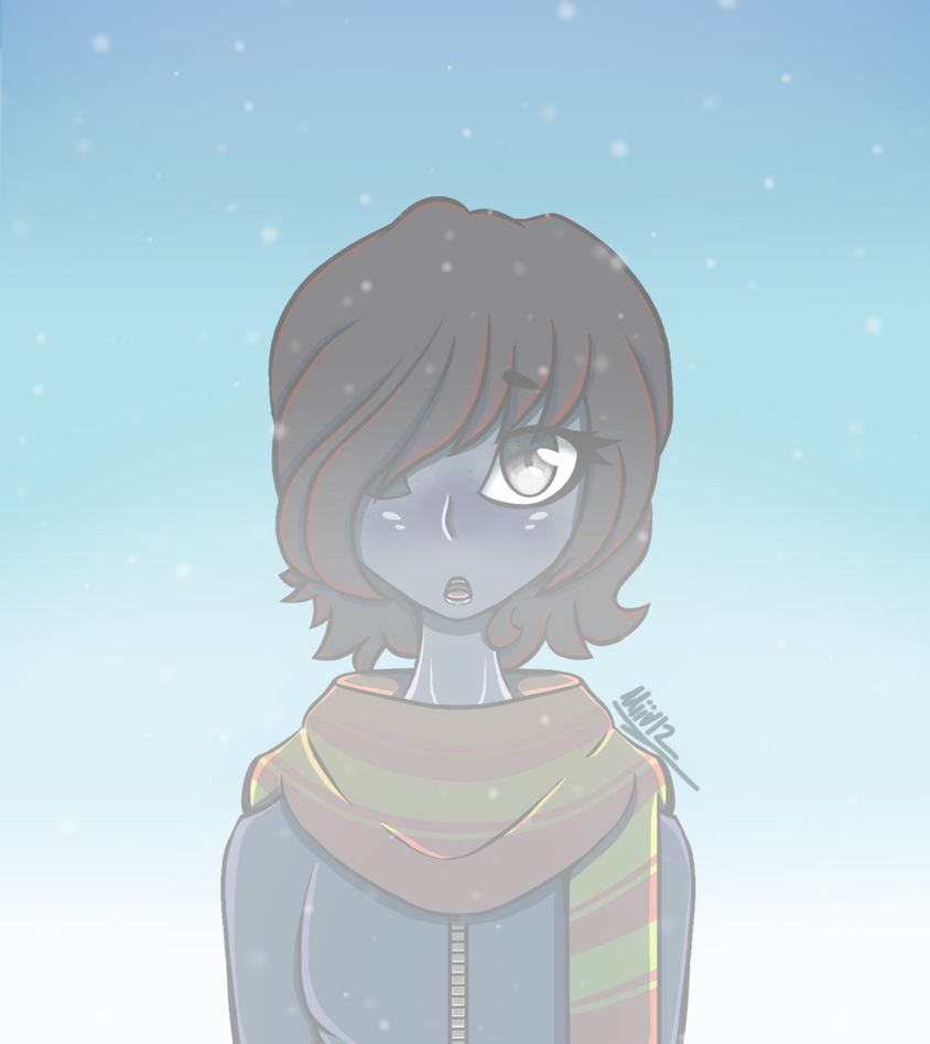 Chilly day by Miiv12