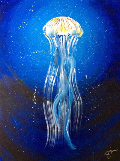 Jellyfish by SmashArtistry