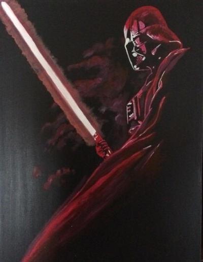 Darth by SmashArtistry
