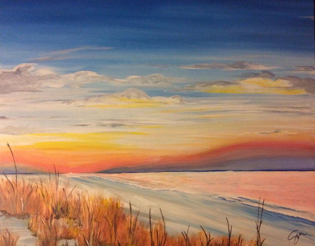 Daybreak by SmashArtistry