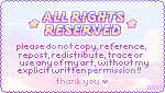 copyright notice by drawbun