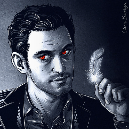 LUCIFER By ChrisBexiga On DeviantArt