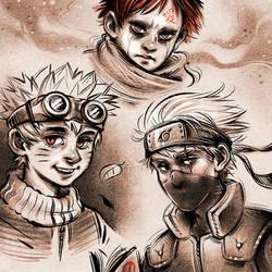 Fave Naruto characters