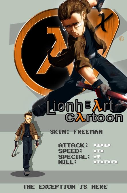 Lionheartcartoon's Profile Picture