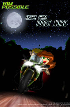Escape from Foret Noire