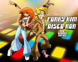 Funkyness by Lionheartcartoon