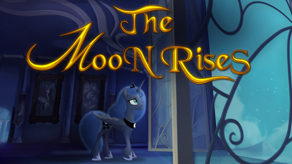 The Moon Rises - Animation by Lionheartcartoon