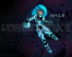 KP - Kim 2.0 by Lionheartcartoon