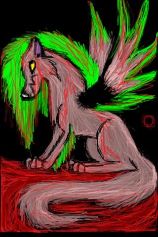 wolf2 by seshirawolf