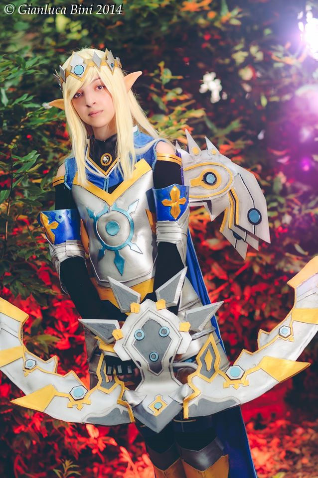 Rena Imperial Guard - Elsword by NekoBreeBree
