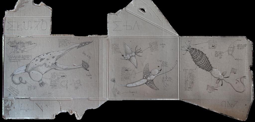 (Des)Naturalismo impresso - 01 by Sanrou