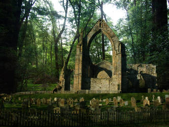 Ruins of the Sisterhood by PandasAreMine