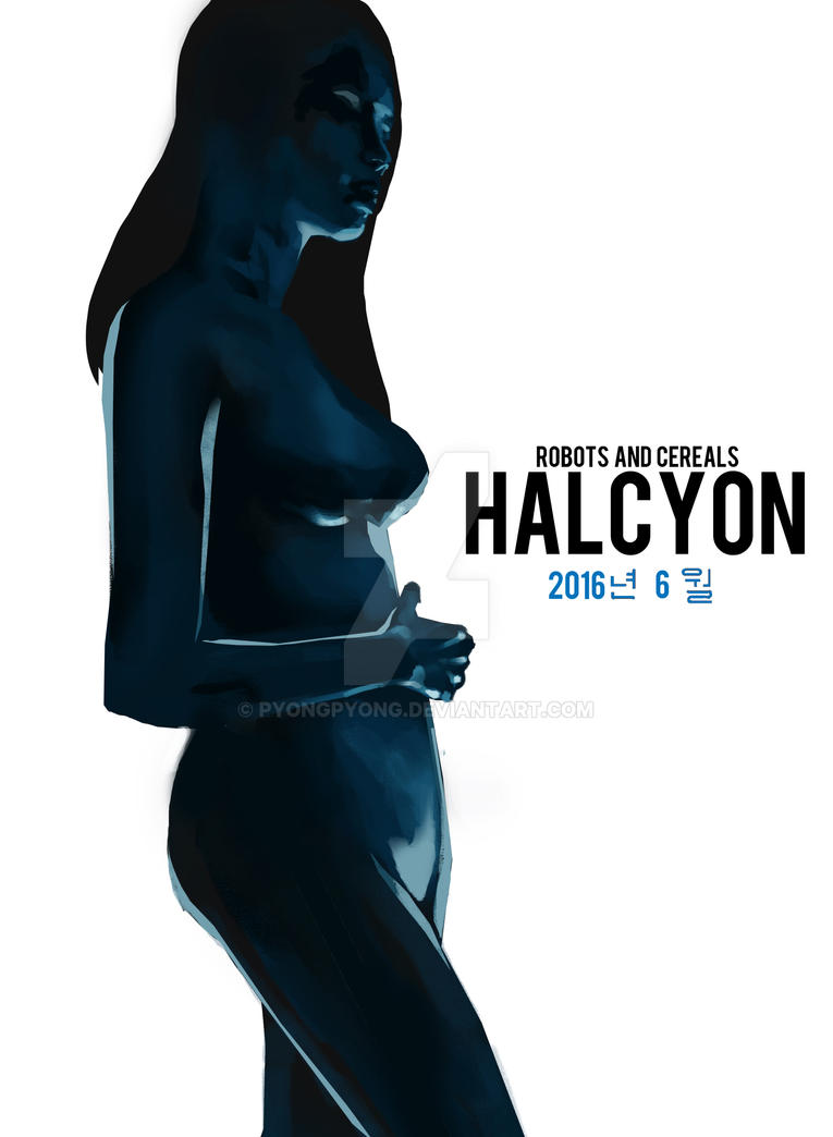 HALCYON TEASER by pyongpyong