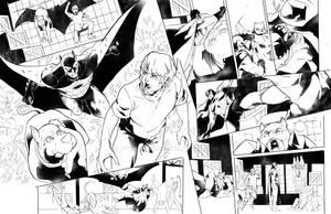 BATMAN WIP PAGE