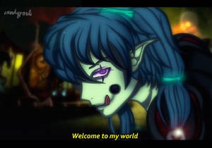 anime screenshot- Candy Pop Creepypasta