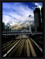 Urban Hong kong by zakkrhoads