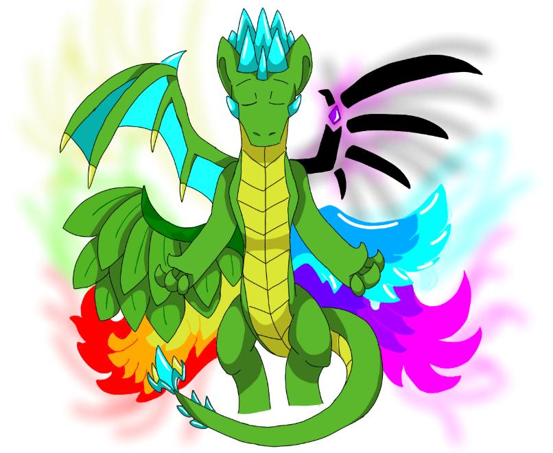 Wings of Pride. by Cloudkracker