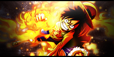 Luffy Red Hawk by LVAchromatic on DeviantArt