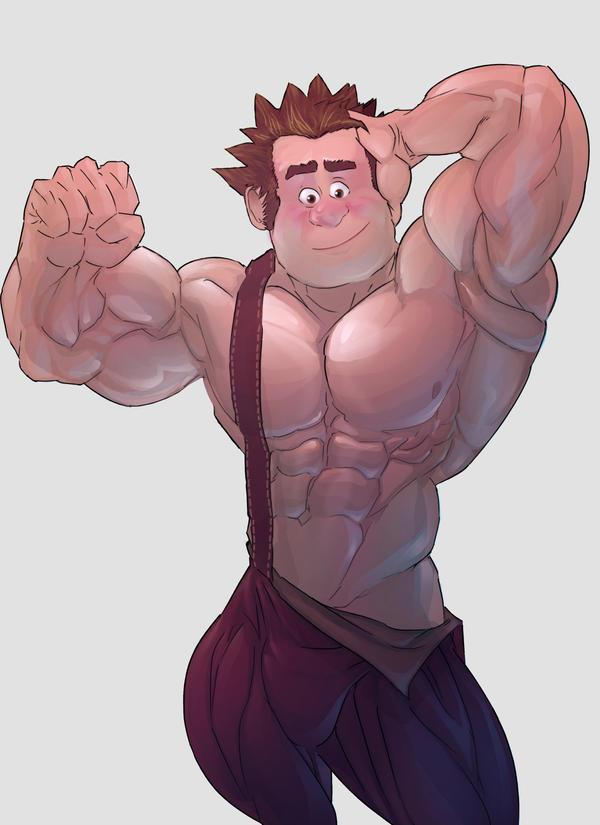 Wreck me Ralph by shaneoid77 on DeviantArt