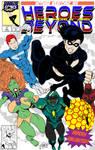HOTWAB Tribute Comic Cover