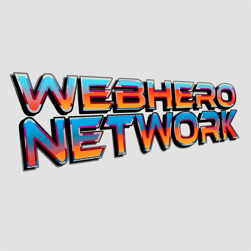 Webhero Network Redesign by shaneoid77