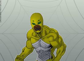WebHero Twitter Mascot by shaneoid77