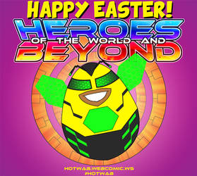 Happy Easter 2019 from HOTWAB by shaneoid77