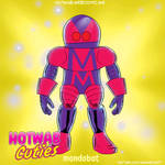 HOTWAB Cuties: Mondobot