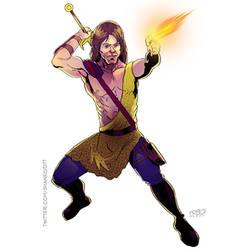 John Carzan, Marslord of War