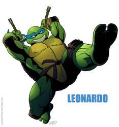 Turtles Leo