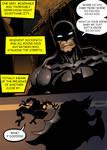 Go-Bee meets Batman