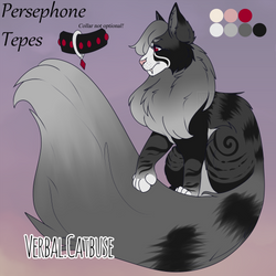 Persephone Tepes Reference Sheet