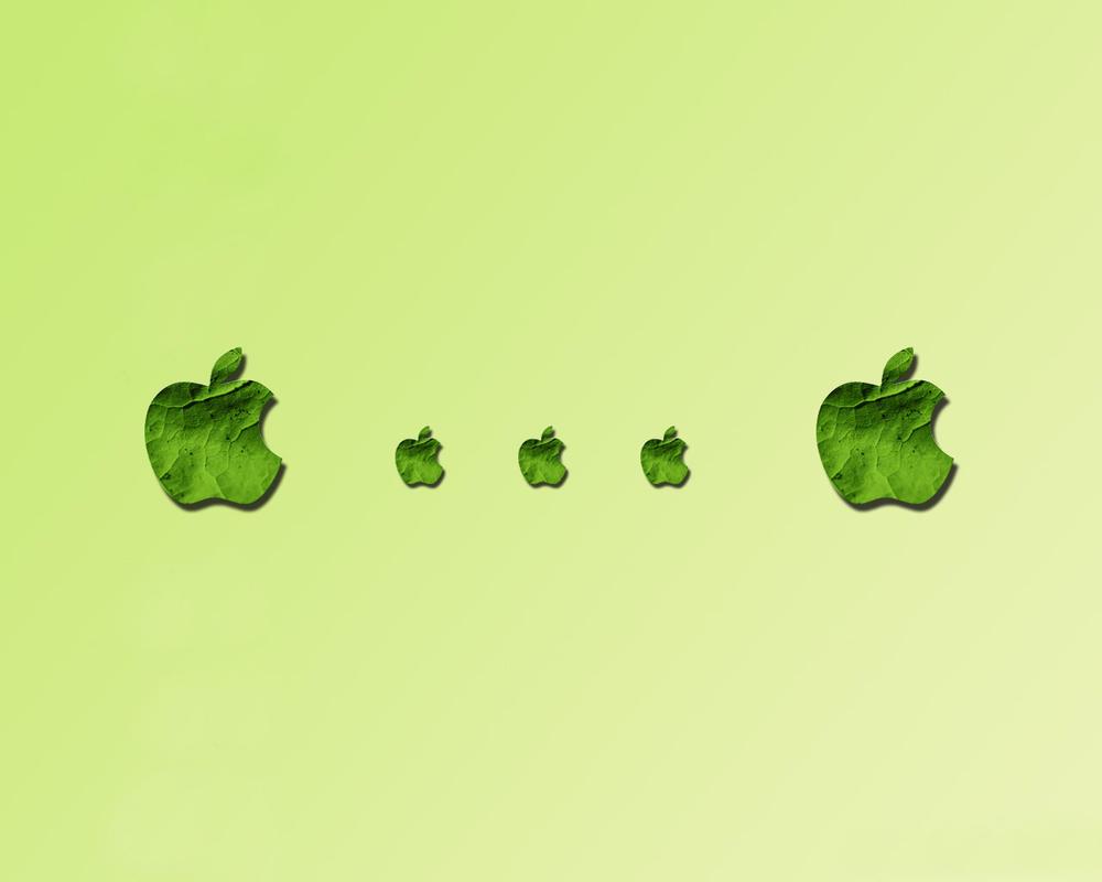 Apple Green Wallpaper > Apple papel de parede > Mac Fondos de pantalla > Mac Apple Linux Обои