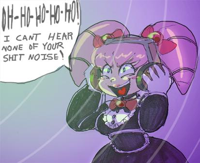 Ohohohos... wait a minute by Dollwoman