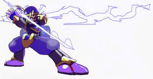 A Ninja Hero by Dollwoman
