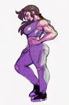 FitnessBae doodle
