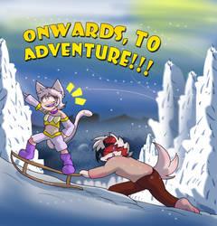 PKMN-KA Secret Santa: ONWARDS, TO ADVENTURE!!! by Dapuffster