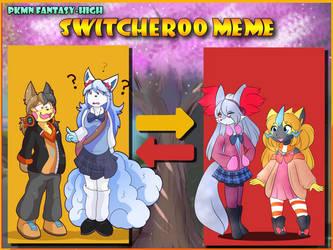 PKMN Fantasy High: Double Switcheroo
