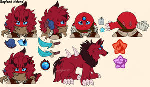 Ray Ref. Sheet [UPDATED 1/25/20]