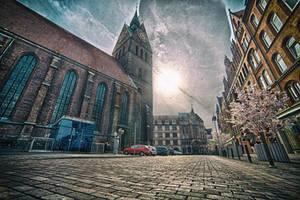 Church by JimOpporowski