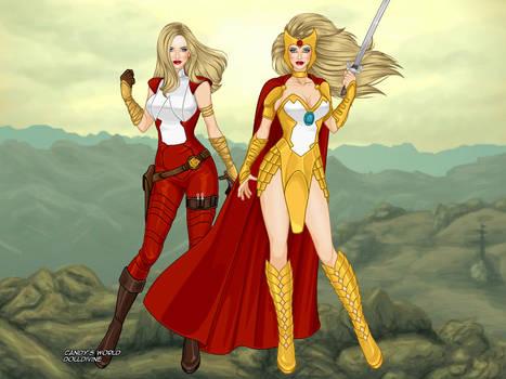 Andora / She-ra - Princess of Power