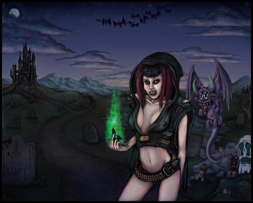 Bitchcraft by samaelclayman