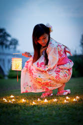 Mid-Autumn Festival - Chouchinmochi