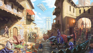 The Market by JoanRedondo