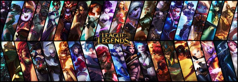 League Of Legends Edited Splash Arts On Leagueofwallpapers