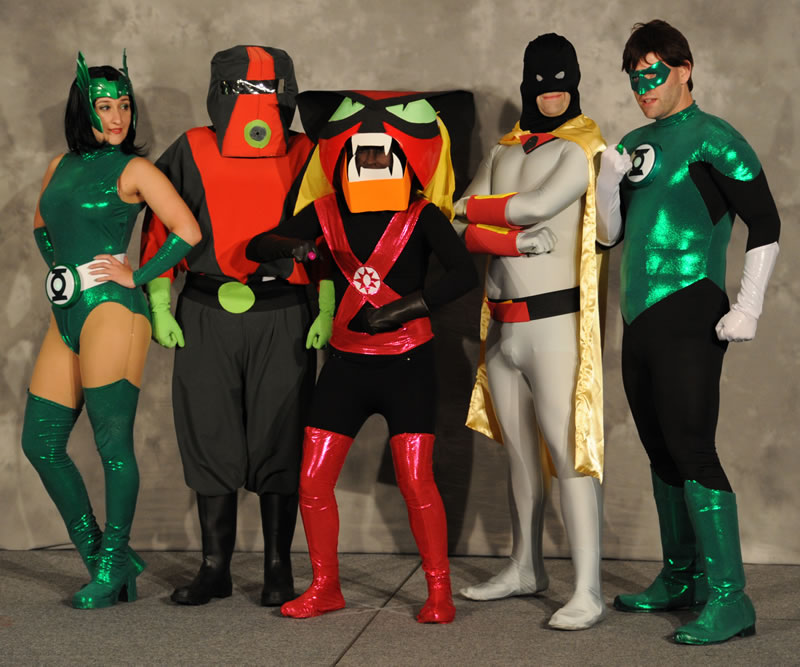 brak est night group by novembercosplay - Space Ghost Halloween Costume