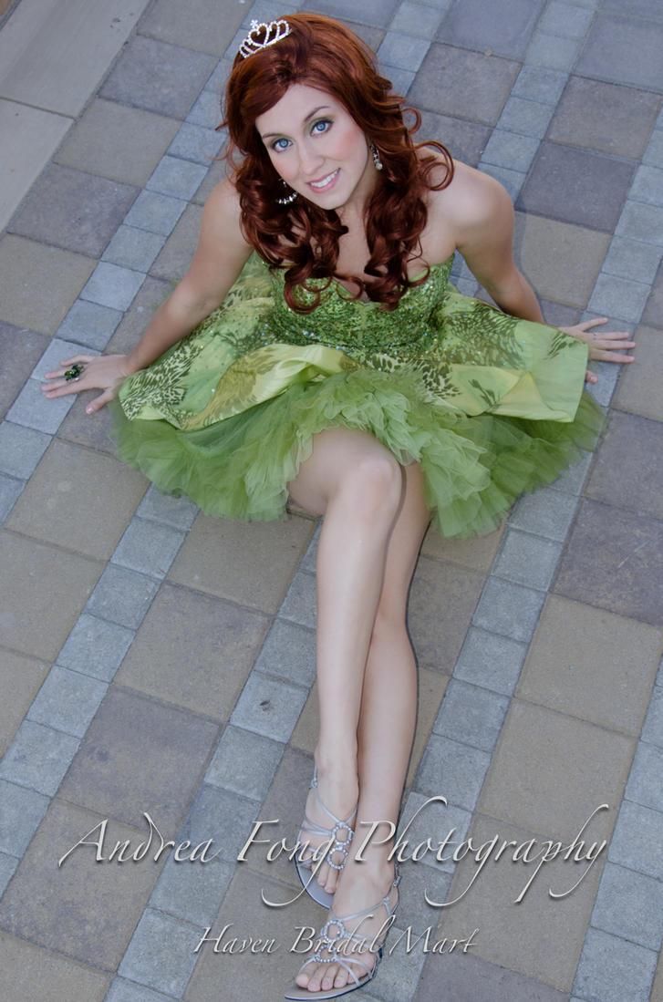 Prom Princess by NovemberCosplay