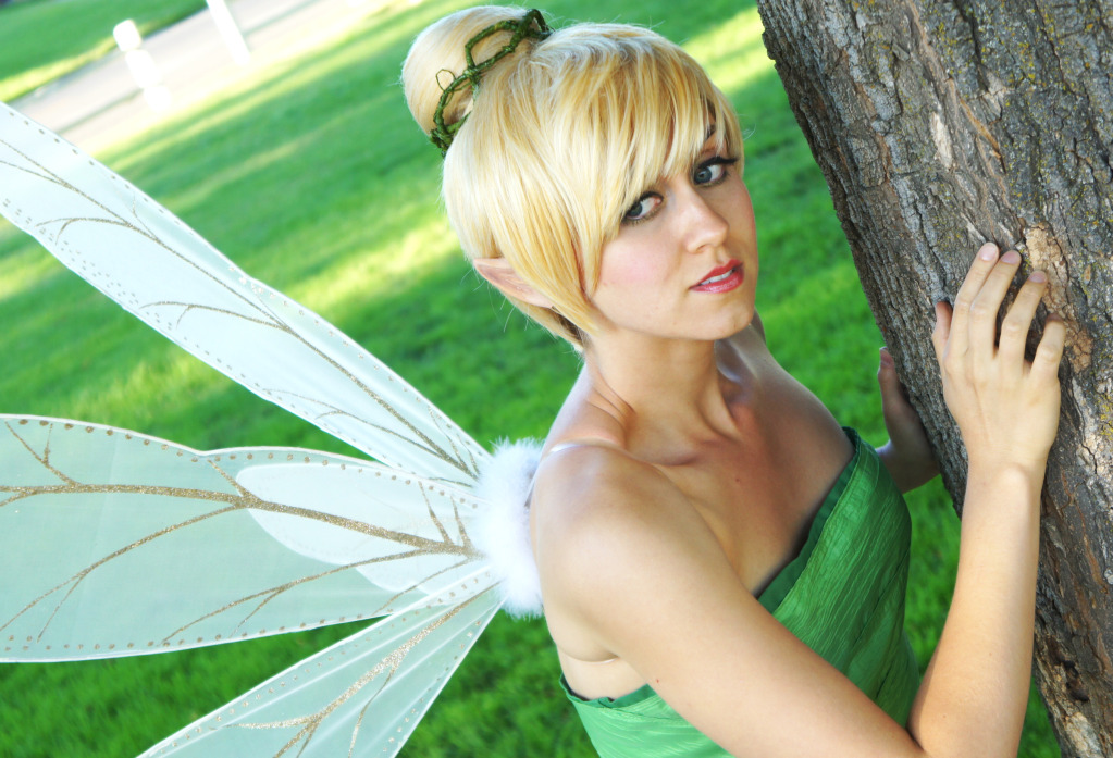 Tinker Fairy by NovemberCosplay