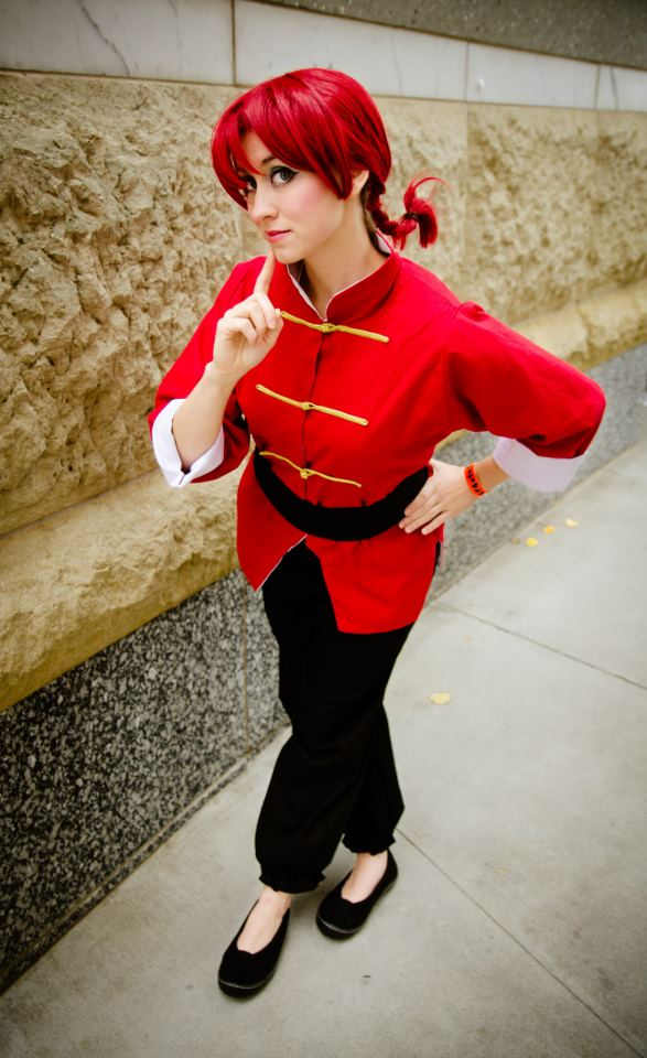 Girl Type Ranma by NovemberCosplay
